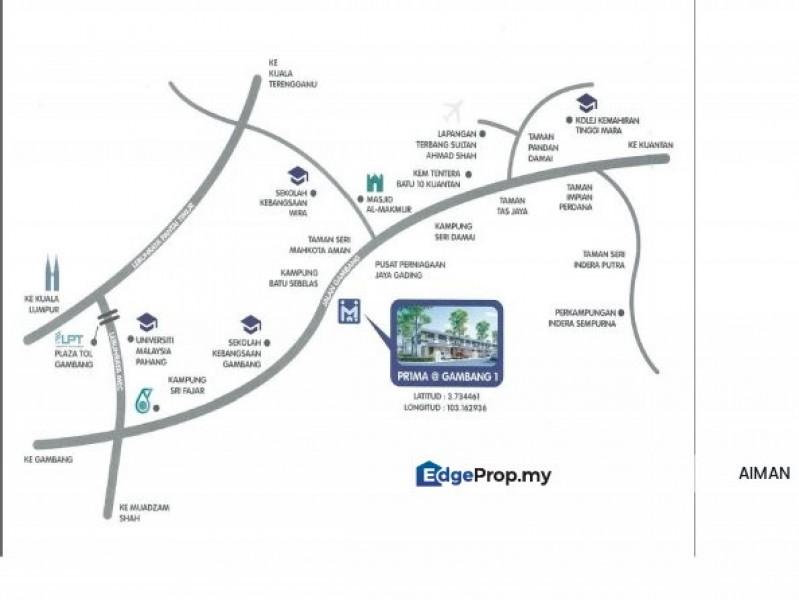 PR1MA RESIDENSI GAMBANG, Pahang, Kuantan