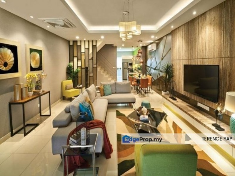Brand new 2 storey Bungalow 50x80, Selangor, Shah Alam