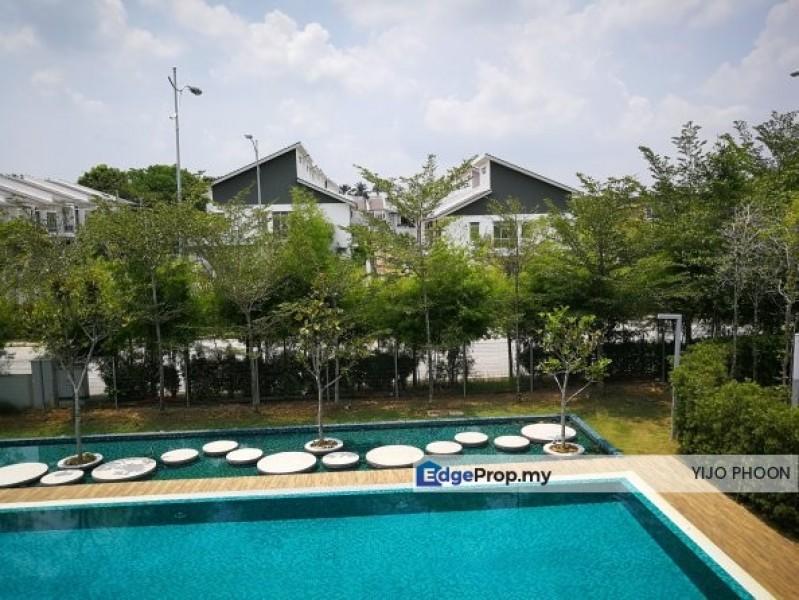 M Residence 18 ' x 70' 2 storey house , Selangor, Rawang