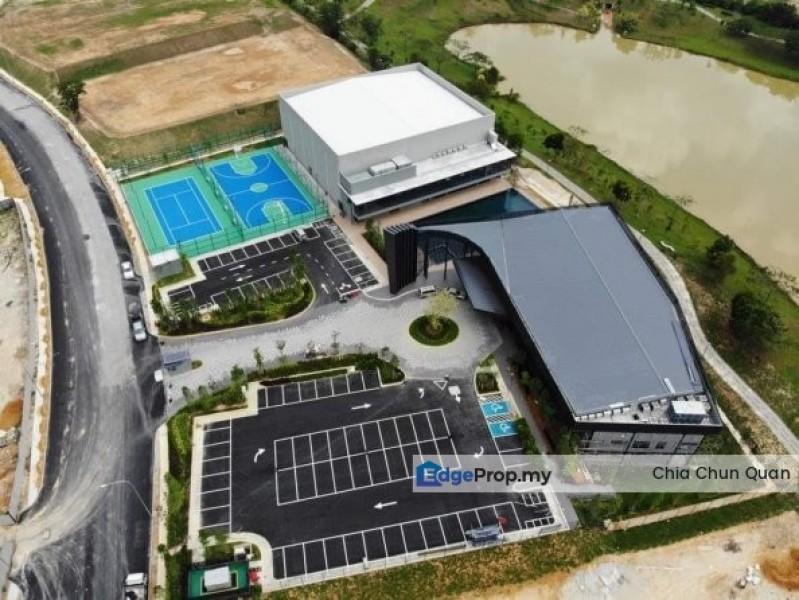 New Semi-D 40x100 Freehold Township , Selangor, Subang Heights