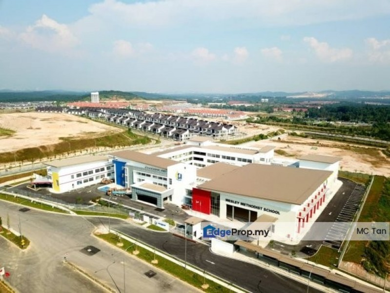 COMPLETED NEW FREEHOLD 26x90 Show Unit Corner, Selangor, Bukit Rahman Putra