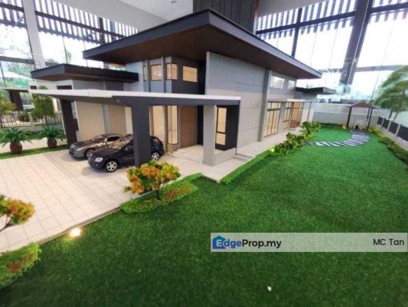 NEW FREEHOLD Bungalow 60x110, Selangor, Bukit Rahman Putra