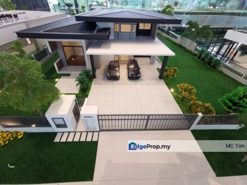 2019 FREEHOLD 60x110 NEW Bungalow , Selangor, Kepong