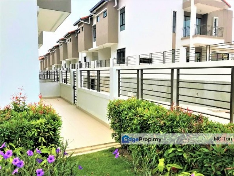 COMPLETED FREEHOLD House 22x75 , Selangor, Kepong