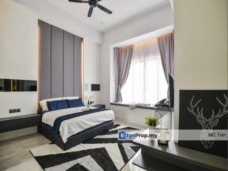 FREEHOLD Completed House 22x75 , Kuala Lumpur, Kepong