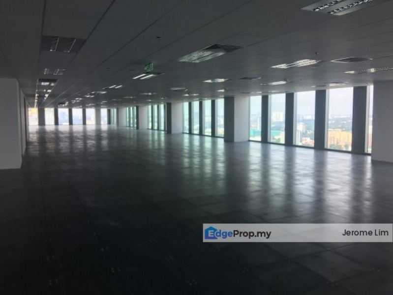 Menara Prudential @ Tun Razak Exchange TRX, Kuala Lumpur, KL City
