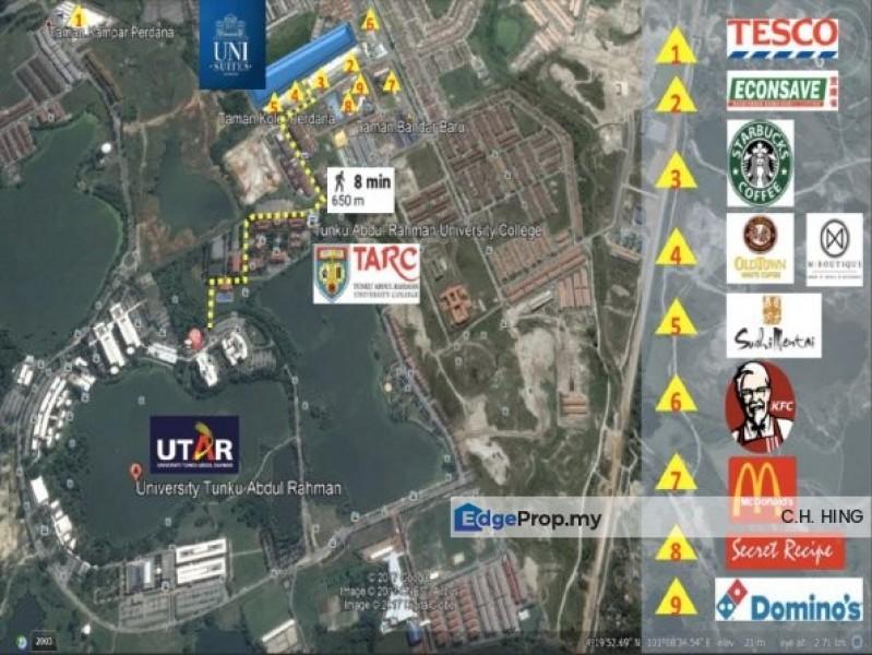 New Condo with GRR 8%, Perak, Kampar