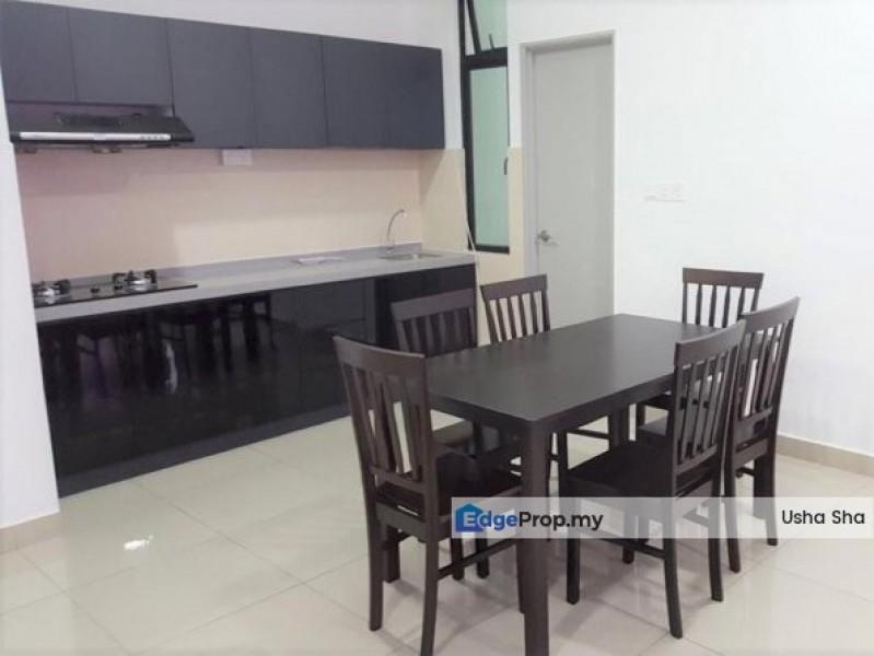 Austin Regency - Tower B, Full Furnished Rental  , Johor, Johor Bahru
